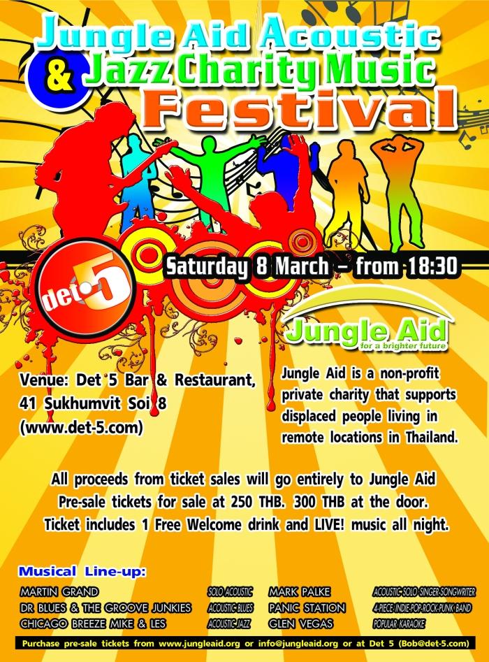 DET 5 Festival
